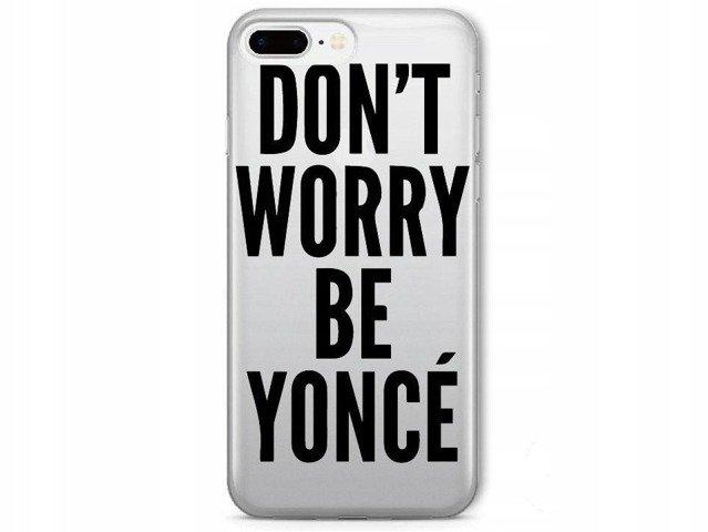 Etui Case Silikon Obudowa iPhone 6 6s PLUS Beyonce