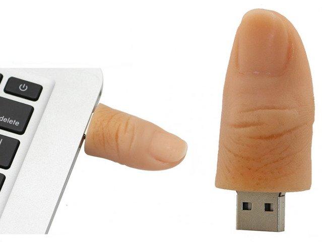 PENDRIVE KCIUK Palec USB Flash PAMIĘĆ 32GB