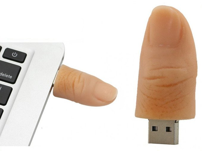 PENDRIVE KCIUK Palec USB Flash WYSYŁKA 24h 16GB