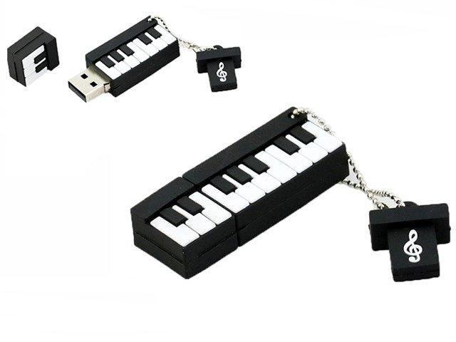 PENDRIVE KEYBOARD Muzyka USB PAMIĘĆ FLASH 32GB