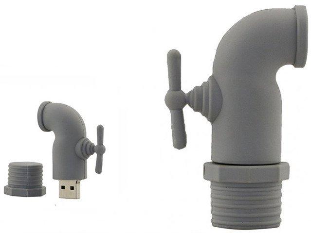 PENDRIVE KRAN HYDRAULIK PAMIĘĆ FLASH USB 64GB