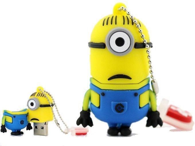 PENDRIVE MINIONKI Minionek Stuart USB Flash 32GB