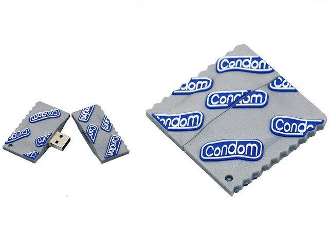 PENDRIVE PREZERWATYWA Condom USBFlash PREZENT 32GB