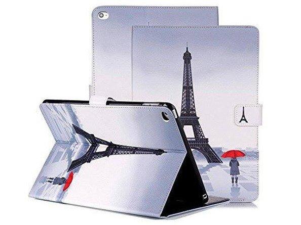 ETUI Case Obudowa FUTERAŁ iPad 2 3 4 Paryż EIFFLA