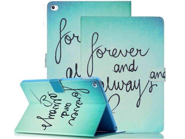 ETUI Case Obudowa FUTERAŁ iPad2 3 4 FOREVER ALWAYS