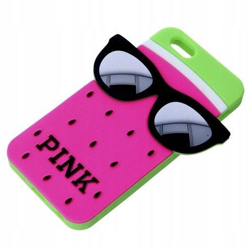 ETUI FUTERAŁ OBUDOWA iPhone 6 Plus Arbuz Pink