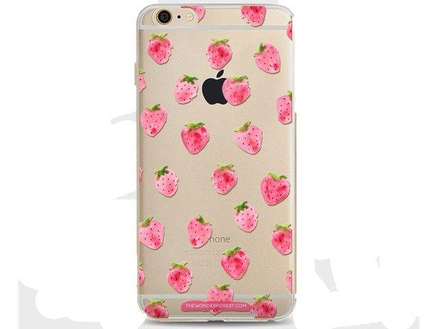Etui Case Silikon iPhone 5/5s/SE TRUSKAWKI