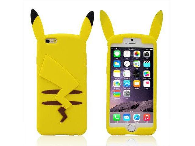 Etui Futerał iPhone 6/6s Pokemon GO Pikachu