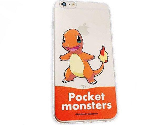 Futerał Etui iPhone 6/6S Case Pokemon CHARMANDER