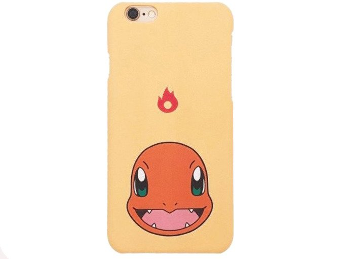 Futerał iPhone 5/5s/SE Case Pokemon GO Charmander