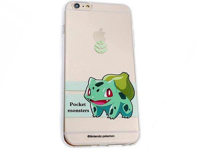 Futerał iPhone 6/6S PLUS Case Pokemon BULBASAUR