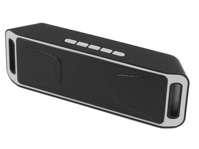GŁOŚNIK BLUETOOTH 3.0 microSD Radio MP3 AUX USB DW10