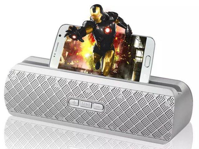 GŁOŚNIK BLUETOOTH3.0 microSD Radio MP3 AUX USB 10W