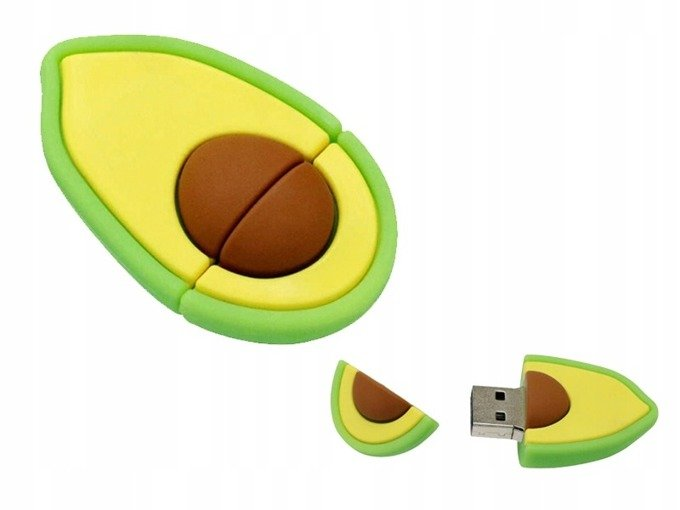 PENDRIVE AWOKADO Owoc USB PAMIĘĆ USB Flash 16GB