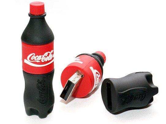 PENDRIVE BUTELKA Coca-Cola USB WYSYŁKA 24h 32GB