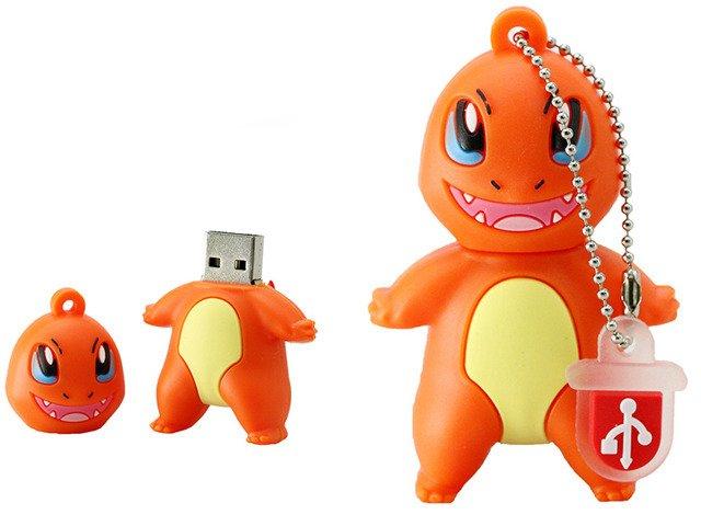 PENDRIVE CHARMANDER Pokemon GO USB FlashDrive 32GB