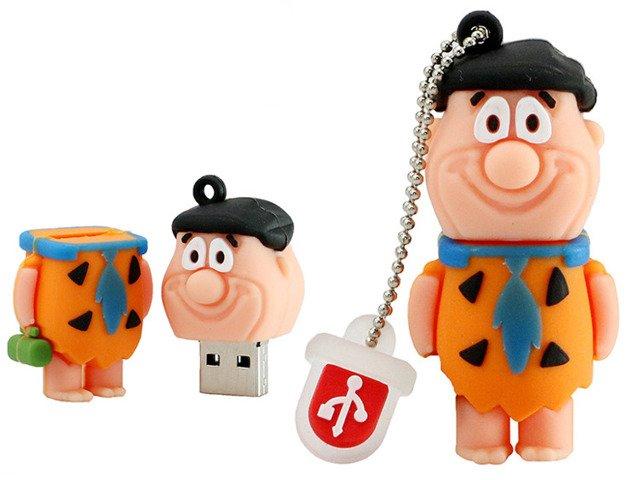PENDRIVE FRED FLINSTON PAMIĘĆ FLASH USB
