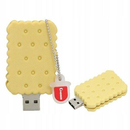 PENDRIVE HERBATNIK Ciastko USB WYSYŁKA24h 64GB