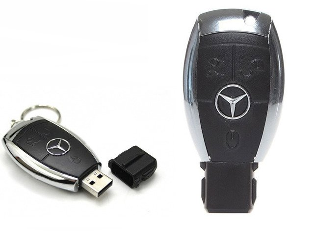 PENDRIVE KLUCZYK Mercedes Klucz USB Flash C S 16GB