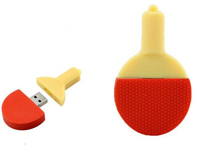 PENDRIVE PALETKA PING PONG SPORT USB PAMIĘĆ 8GB