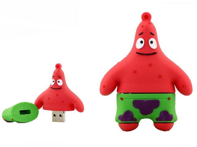 PENDRIVE PATRYK Spongebob USB Flash PREZENT 32GB