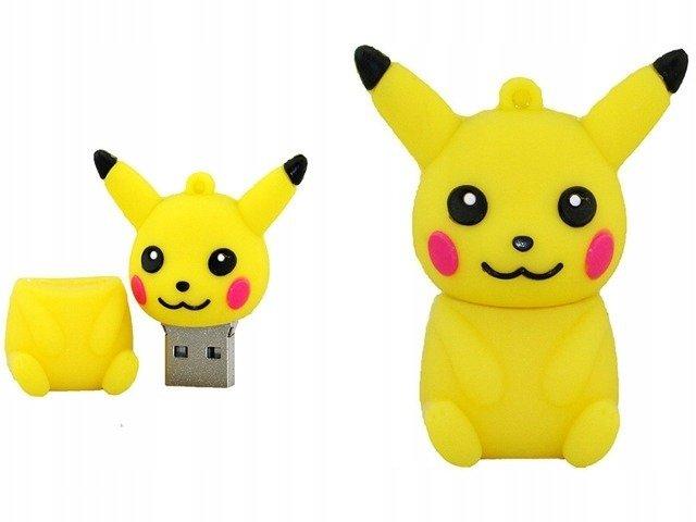 PENDRIVE PIKACHU Pokemon GO PREZENT USB Flash 64GB