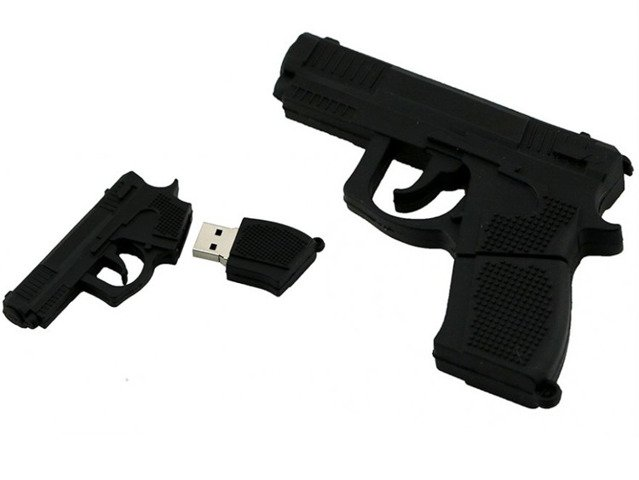 PENDRIVE PISTOLET  Beretta BROŃ USB Flash 8GB