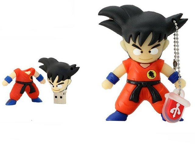 PENDRIVE SONGO Dragon Ball BAJKA USB PAMIĘĆ 8GB