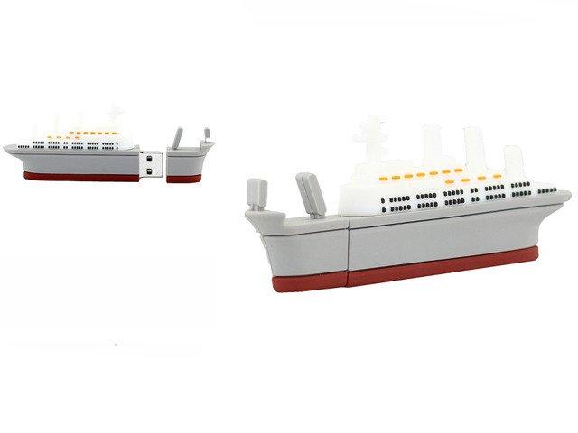 PENDRIVE STATEK Titanic Prezent USB Pamięć 32GB
