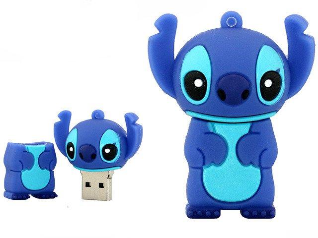 PENDRIVE STITCH Lilo & Stitch USB Flash BAJKA 64GB