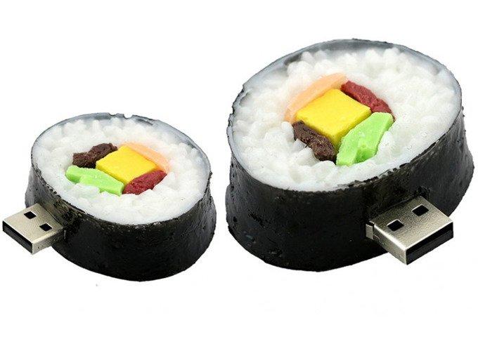 PENDRIVE SUSHI JEDZENIE USB Flash PAMIĘĆ 64GB
