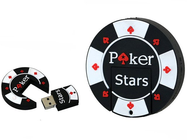 PENDRIVE ŻETON Poker Stars Flash Wysyłka 24h 32GB