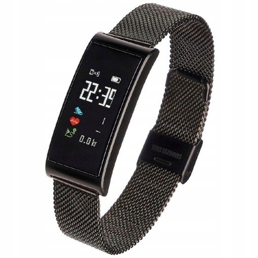 SMARTBAND BRANSOLETA X3 ACTIVE BAND SPORT FIT iOS