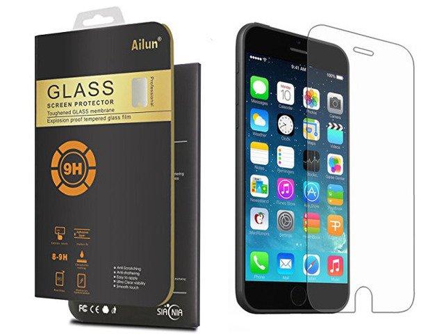 SZKŁO HARTOWANE 9H 0,3mm Apple iPhone 6 6S ZESTAW